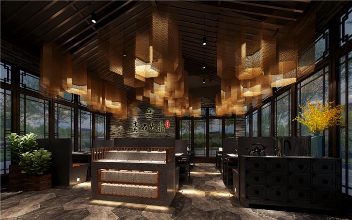 自助餐厅设计