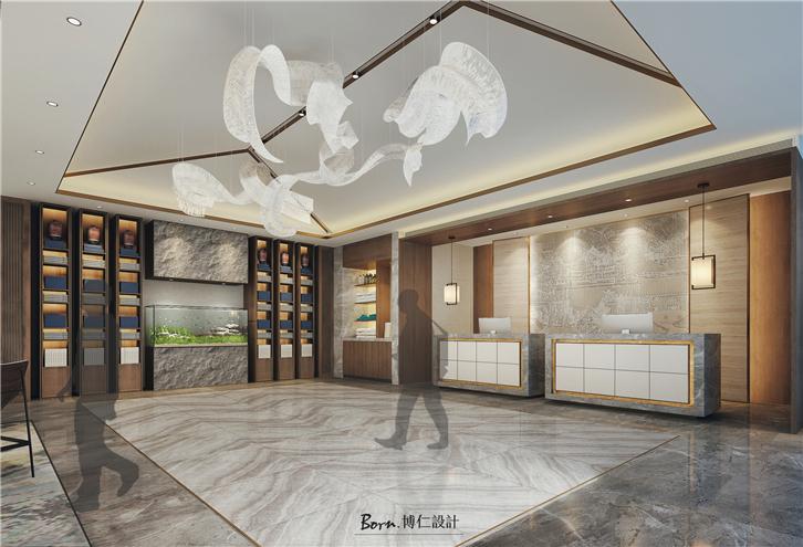 酒店餐廳設計