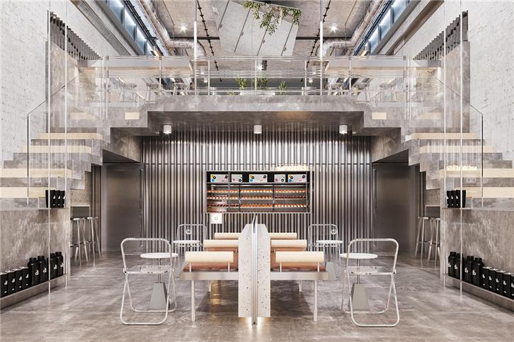 合肥特色餐饮店装修设计