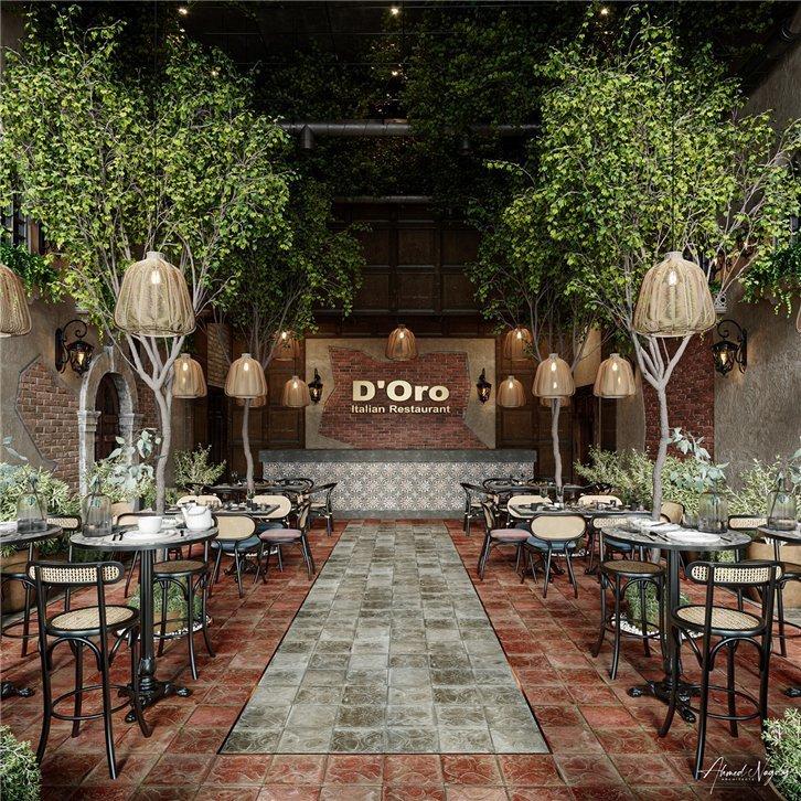 合肥主題餐廳設計
