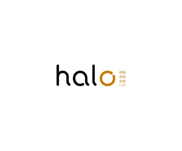 halo网咖品牌设计