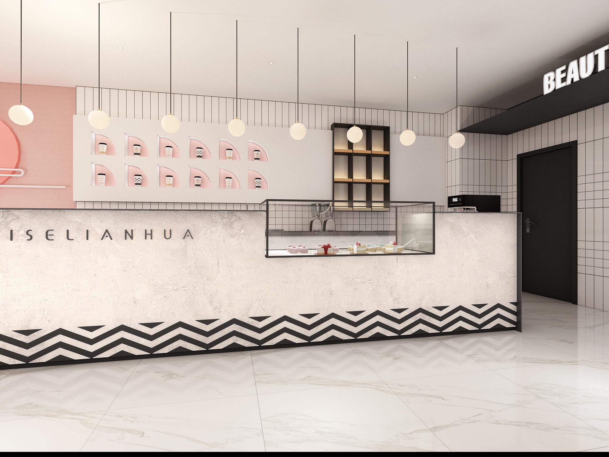 飲品店全案設計