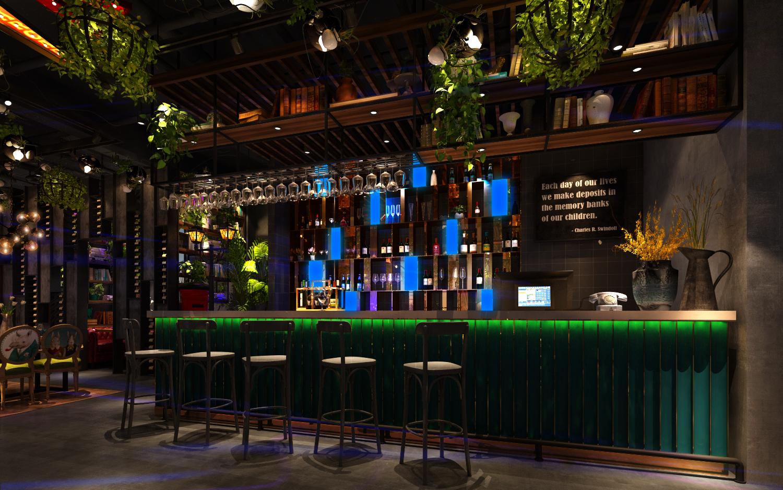 音乐餐厅设计