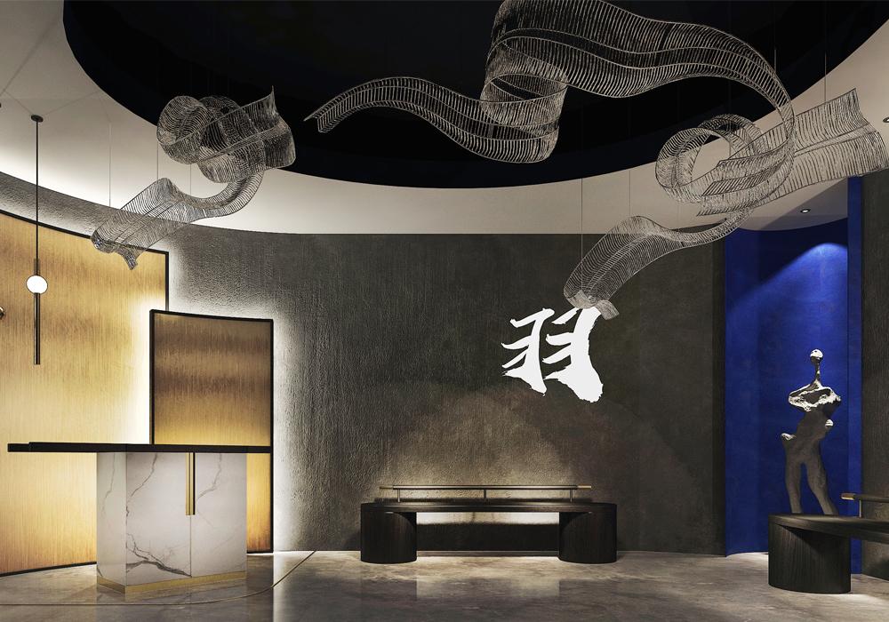 廣西羽餐廳設計