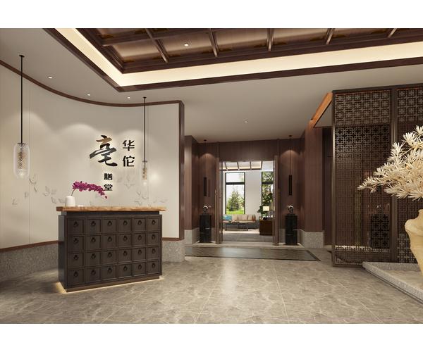 华佗亳膳堂餐厅设计