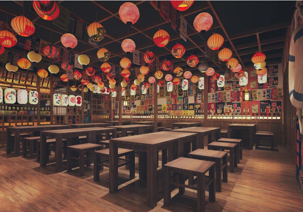 吉平屋居酒屋设计