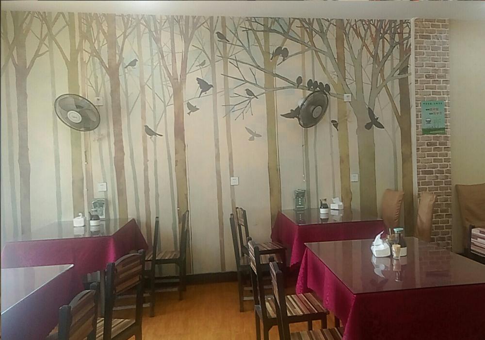 餐厅设计原始图