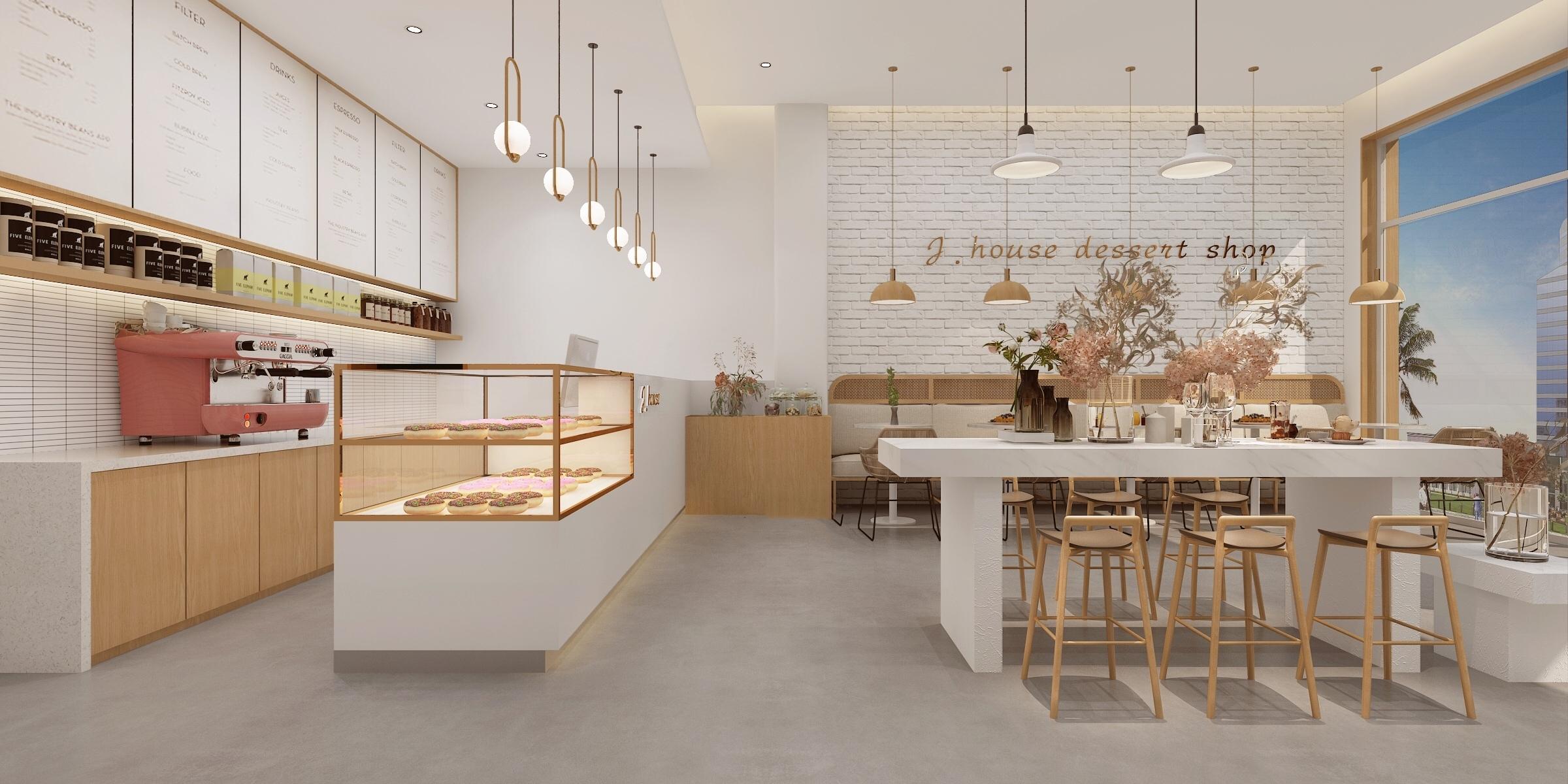 烘焙店设计