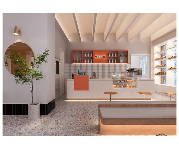 深圳咖啡店设计