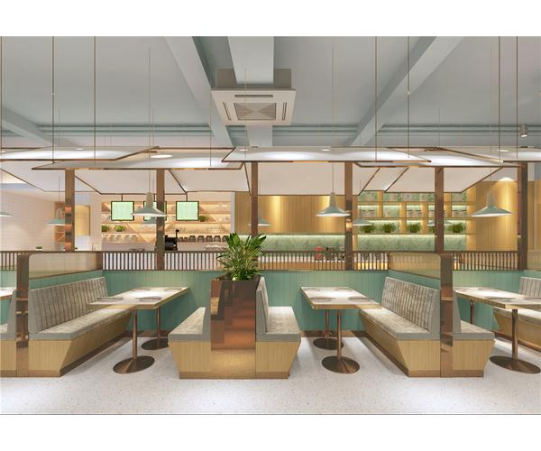 广东兄弟茶餐厅设计