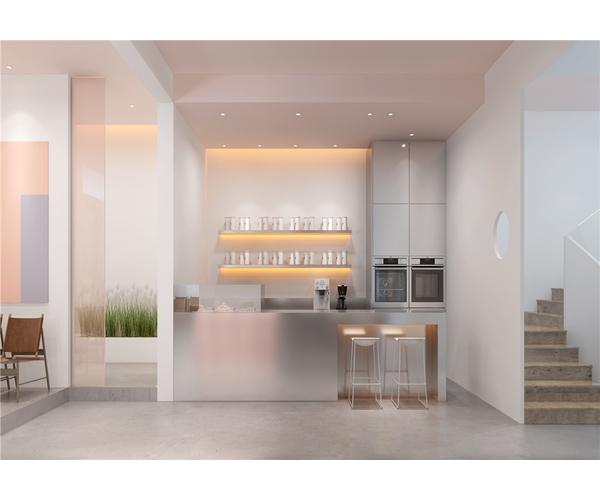 咖啡办公集合店设计