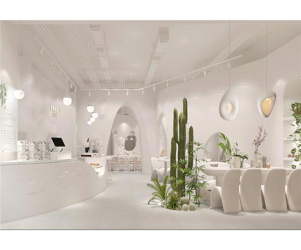 婚礼主题咖啡馆设计