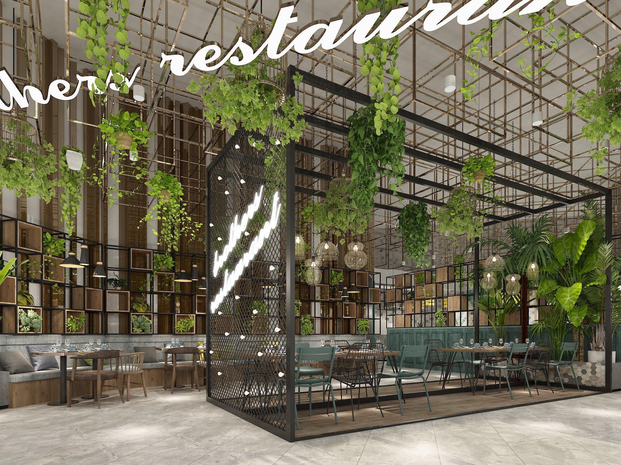 茶餐廳設計