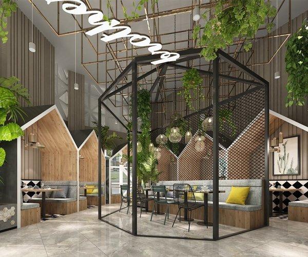 广东兄弟茶餐厅设计 | 幸福的感受
