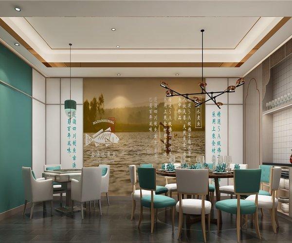 六安川蜀餐廳改造設計